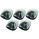 8892001 Clear Ford Roof Marker Light Group. 5 of the same, that is a quintuplet.