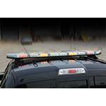 8893060 60 inch lightbar on truck application