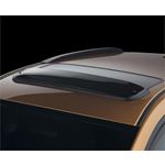 WeatherTech Sunroof Wind Deflectors 02