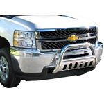 Go Rhino! Charger Front Bull Bars-5