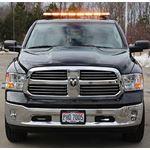 "8893049 49"" Lightbar on truck application."