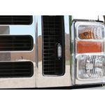 8891401 Clear Strobe on Truck Applicaton