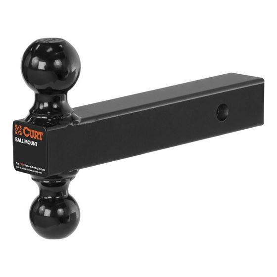 CURT Hitch 2 IN Multi-Tow Ball Mount-2