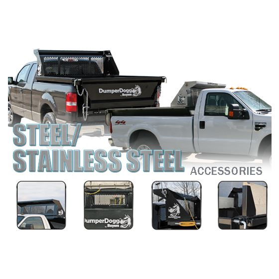 5531010 Steel Sidewall Bracket Extension Kit