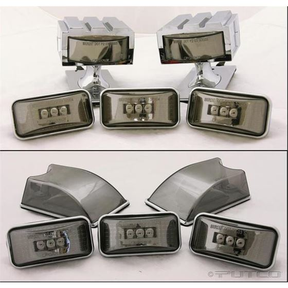 Putco LED Truck Roof Cab Lights-1