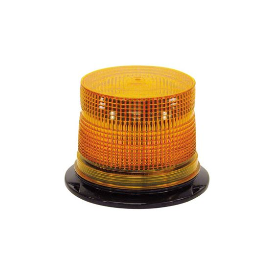 SL650A Amber Strobe Beacon Without Cord
