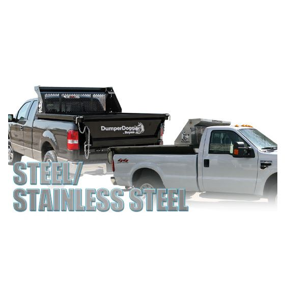 Buyers 6 Stainless Steel DumperDogg Insert