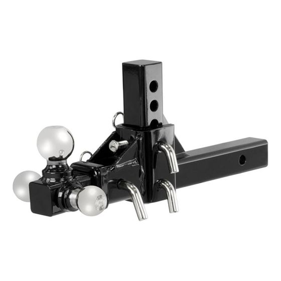 CURT Hitch 2 IN Multi-Tow Ball Mount-4