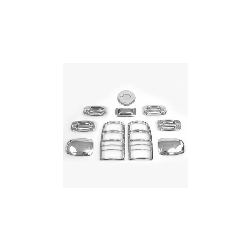 Complete Chrome Trim Cover Kits