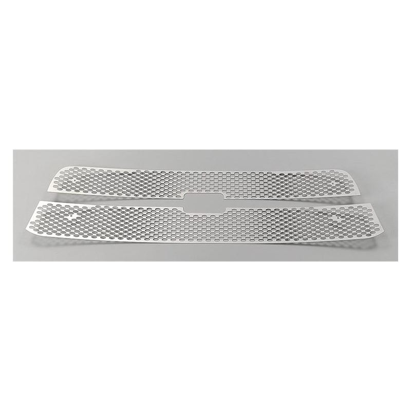 Racer Stainless Steel Grilles