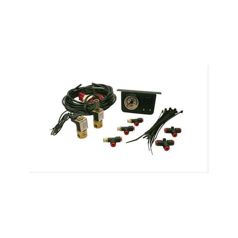 Load Controller I Add-On Dual Gauges 25802