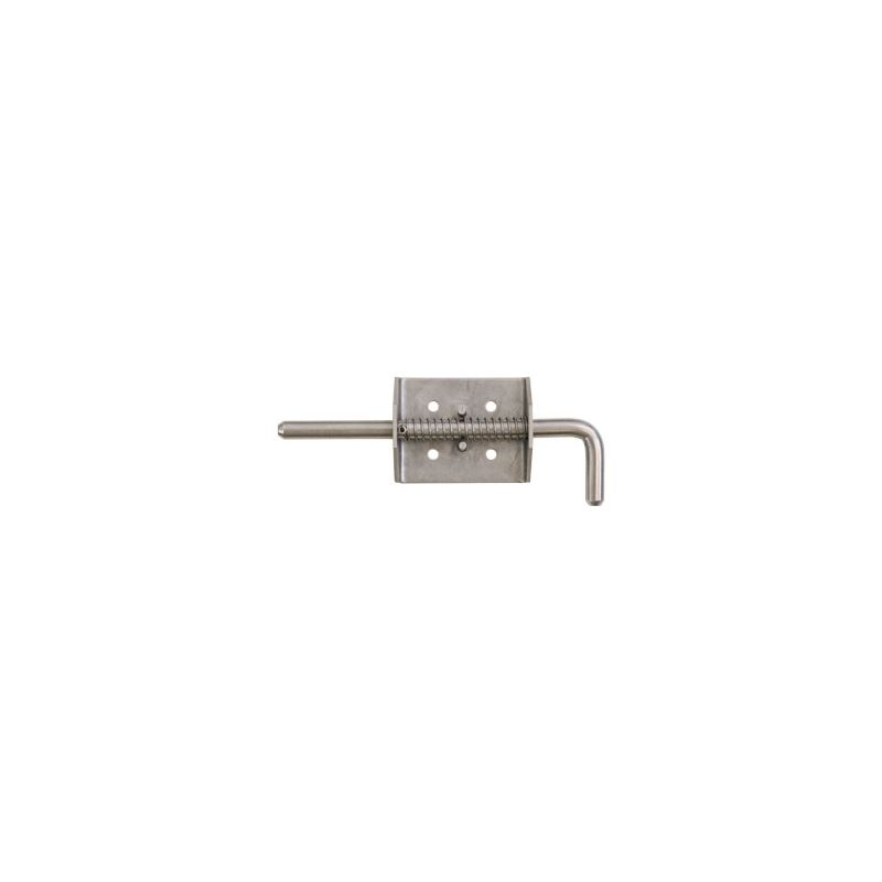 "1/2"" Stainless Steel Spring Latch Assembly"