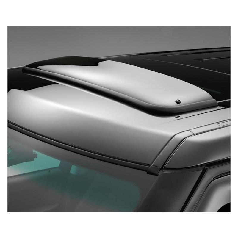 WeatherTech Sunroof Wind Deflectors 01