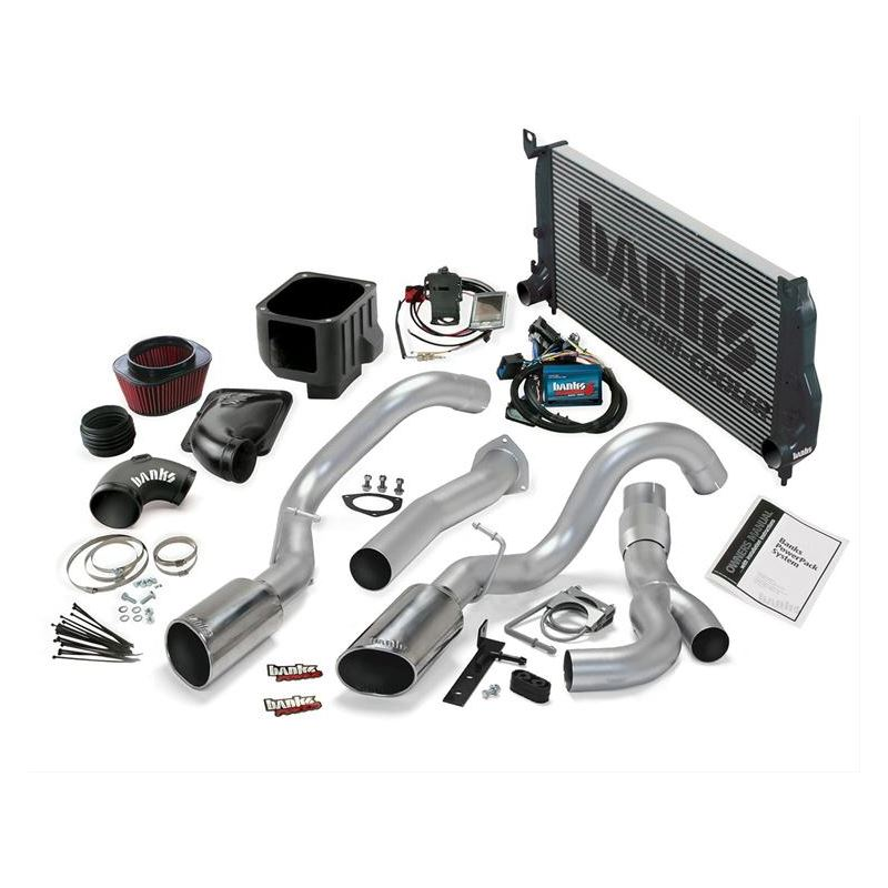 Banks Chevrolet-GMC 6.6L Duramax PowerPack Systems