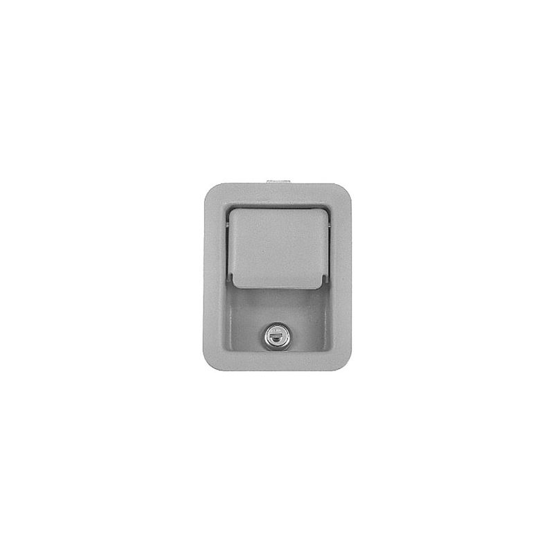 Steel Flush Single Point Locking Latch