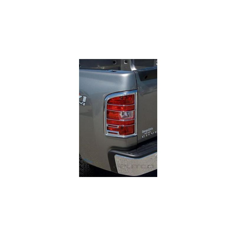 Chrome Taillight Trim Covers