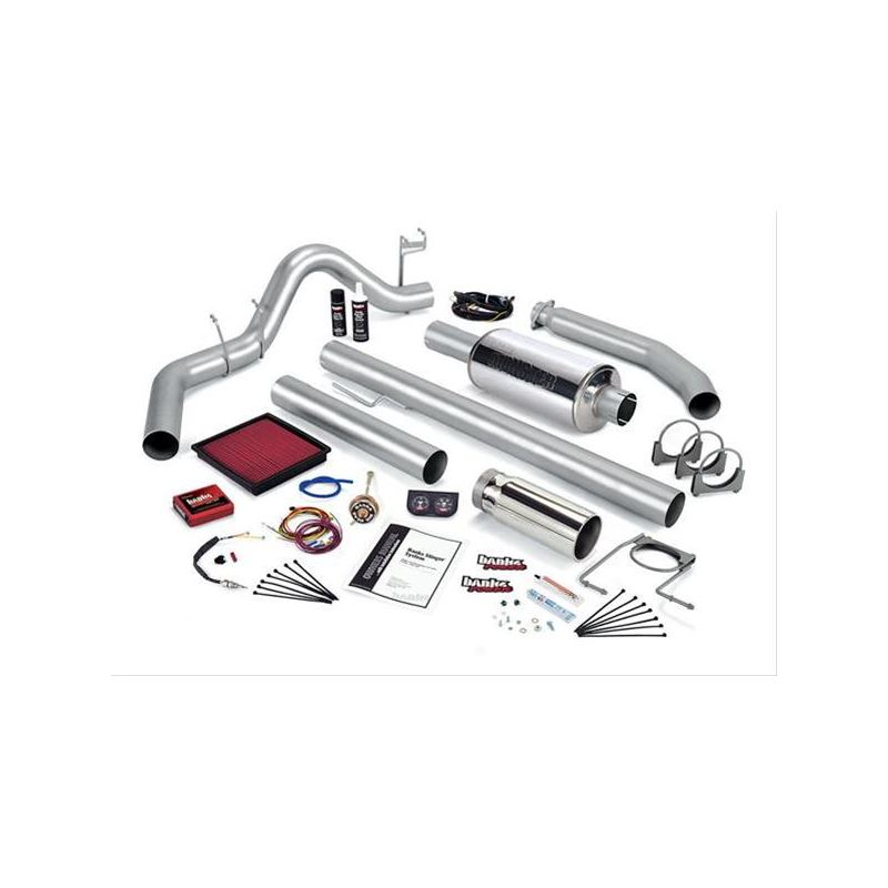 Banks Dodge 1998-2002 5.9L Cummins Stinger Systems