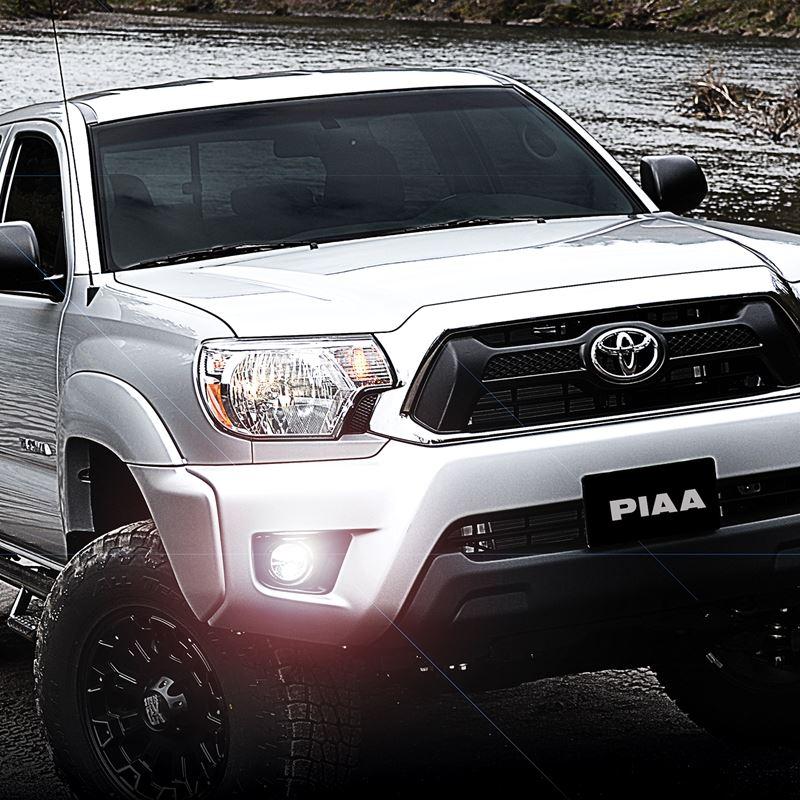 """Toyota Tacoma 2012+ VSK LP530 3.5"""" LED Drivin"""