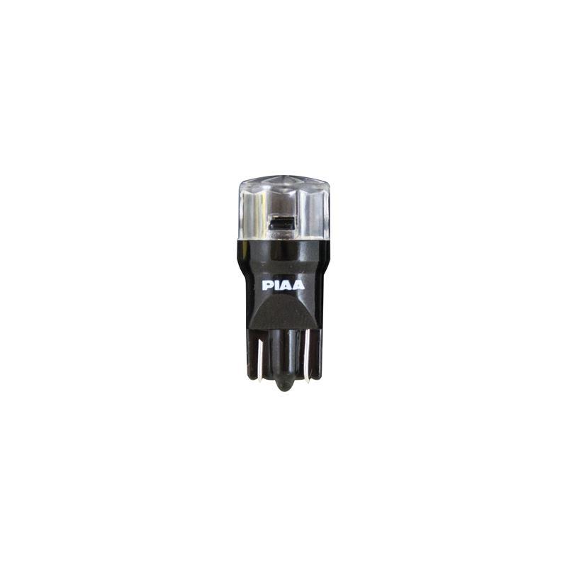 168 (T10) LED Wedge Bulbs, White 6000K, Twin Pack