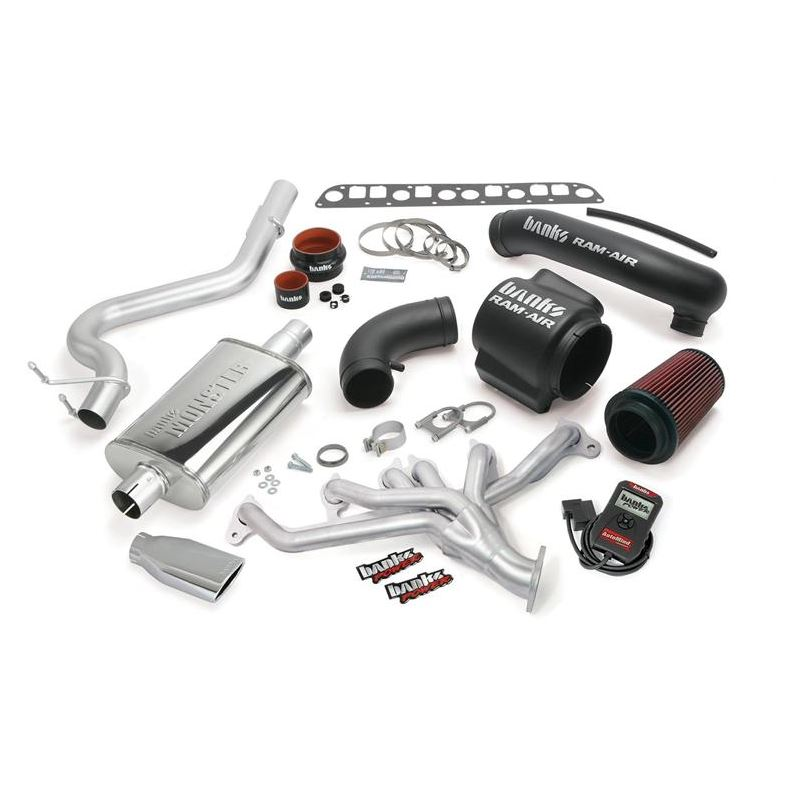 Banks Jeep 4.0L PowerPack Systems