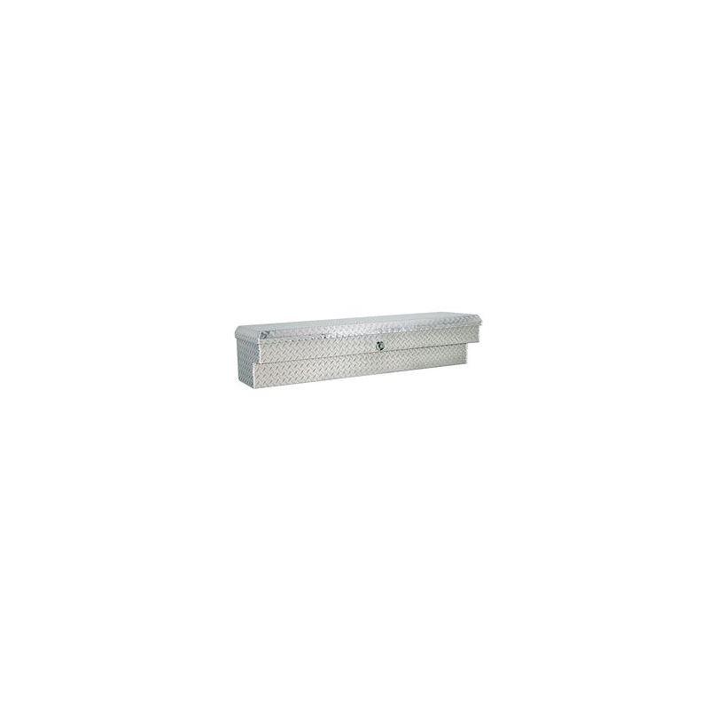 Aluminium LoSide Tool Box 13 H x 87 W x 16 D