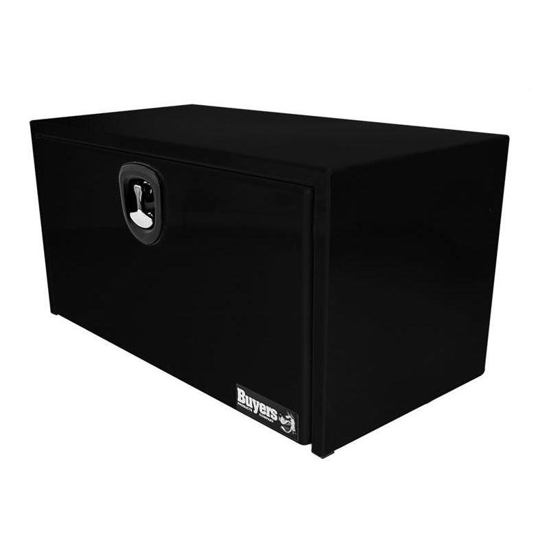 Steel Underbody 3Point Latch DieCast Tool Box 18 H