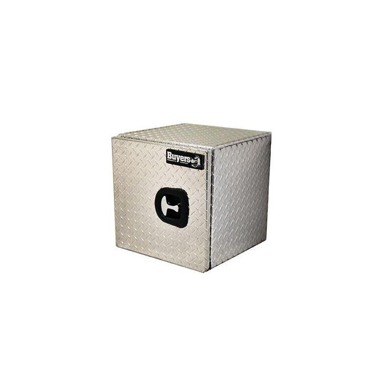 Aluminum Underbody Tool Box SS Handle 18 H x 18 W