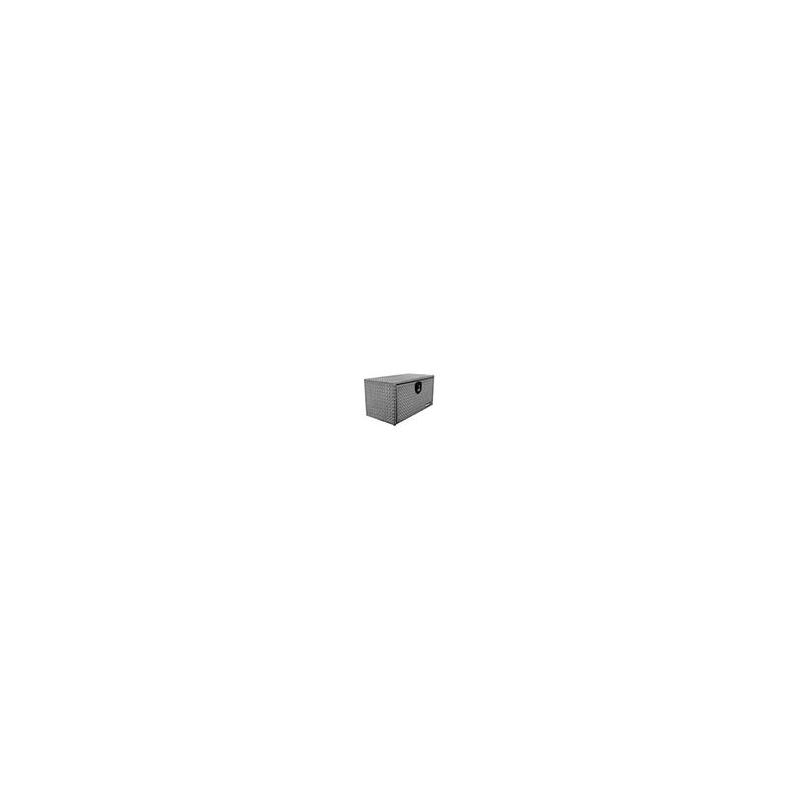 Aluminium Underbody Tool Box 3Point Latch 18 H x 2