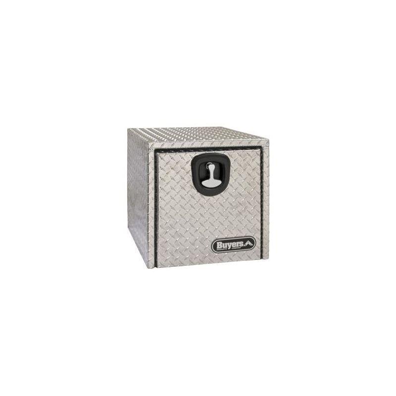 Aluminum Underbody Tool Box 18 H x 18 W x 18 D