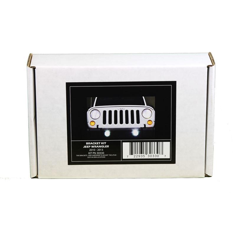 Jeep Wrangker JK 2010+ Fog Light Mounting Bracket