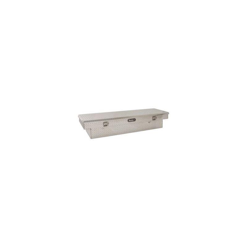 Aluminium Single Lid Cross Tool Box 13 H x 70 W x