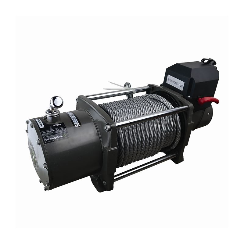 Winch | 20,000 lb. | 12 Volt | PIERCE Recovery Ser