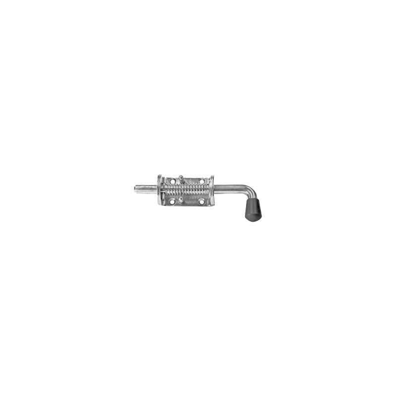 "1/2"" Snap Lock with Zinc Spring Load Mounting Plat"