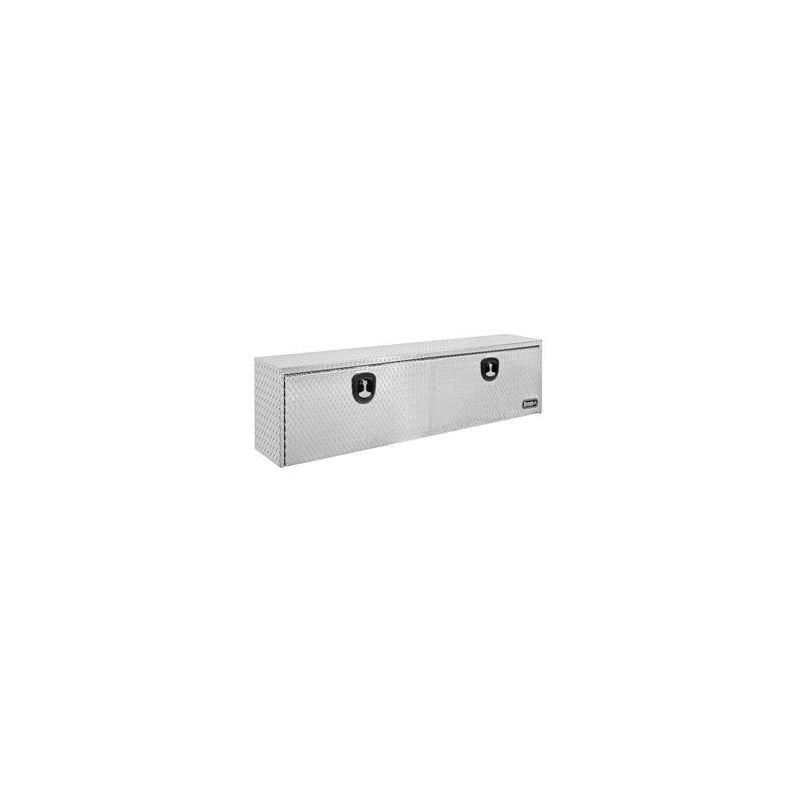 Aluminium Underbody Tool Box Recessed Door THandle