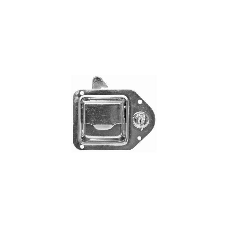 Locking Stainless Steel Mini Tear Drop Latch