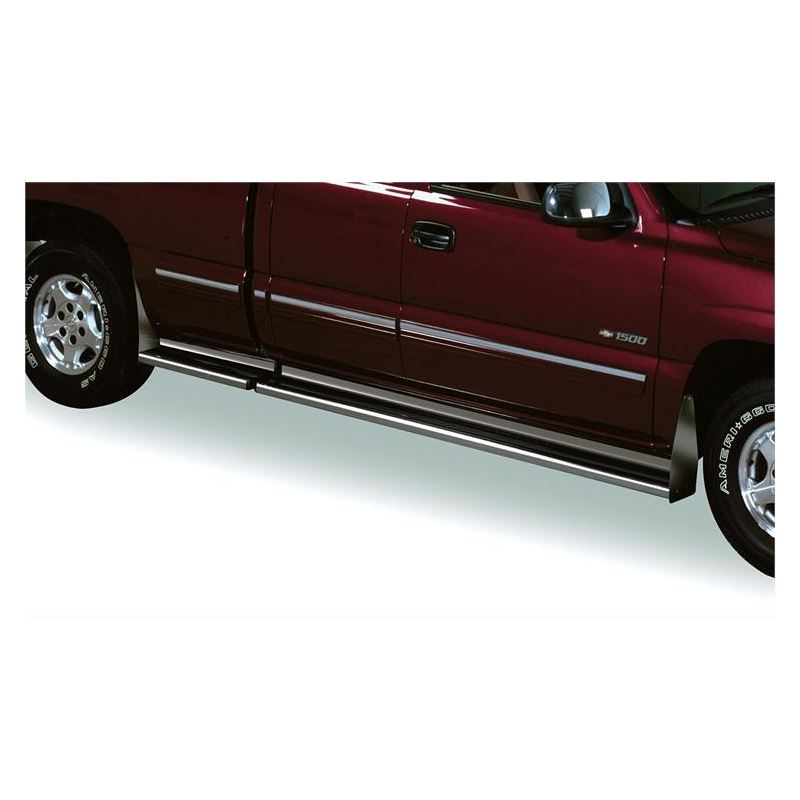 Traditional Running Boards