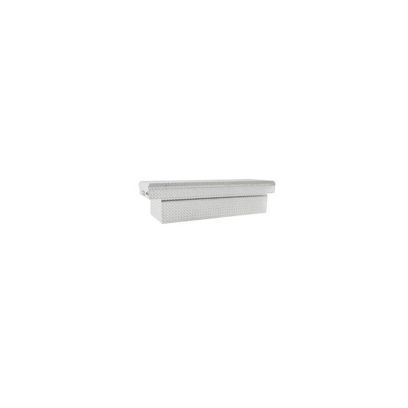Aluminium Single Lid Cross Tool Box 23 H x 71 W x