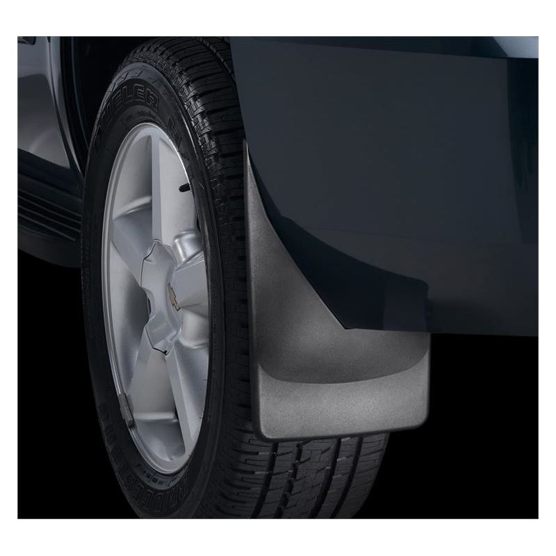 WeatherTech No-Drill DigitalFit Mud Flaps 01
